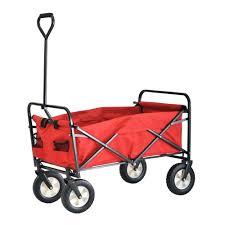 folding garden cart. W Folding Utility Cart Garden C