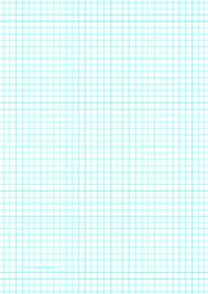 Printable Graph Paper With Four Lines Per Inch On A4 Sized Paper