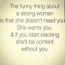 Independent Woman Quotes