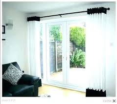 best patio doors. Sliding Door Shade Ideas Curtains For Slider Doors Patio Best