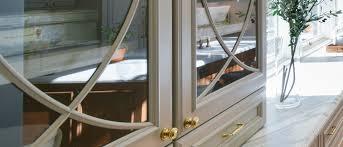 custom glass cabinet door styles in accentdoors ds