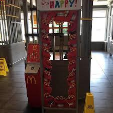 Mcdonalds Vending Machine Enchanting McDonald's Clarksville Restaurant Reviews Phone Number Photos