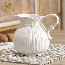 Decorative Jugs And Vases Ceramic Porcelain Flower Vase Ceramic Porcelain Flower Vase