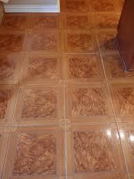 light brown paint colorsPerfect paint color for orange tone tile floor