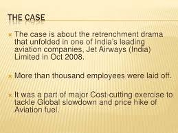 business ethics and hrm jet airways case study