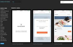 Android Design Patterns Classy 48 Best Mobile UX Design Pattern Libraries Alty Blog