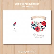 Template Anniversary Card Wedding Anniversary Card Design Magdalene Project Org
