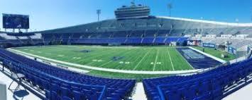 Liberty Bowl Interactive Seating Chart The Liberty Bowl Stadium
