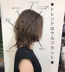 中島直樹 ウルフカット レイヤーカット ショートヘア On