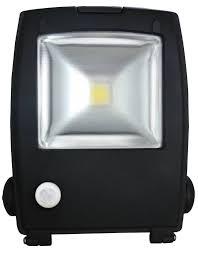 Led Schijnwerper 70w 4900lm Ip65 Interne Pir Sensor Daglicht Wit