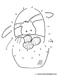 Pin By Hope On Easter Pinterest Easter Dots And Coloring Pages