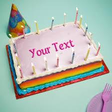 Birthday Cake Imagechef