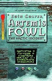 artemisfowl2 jpg first edition cover author eoin colfer country ireland age english series artemis fowl series