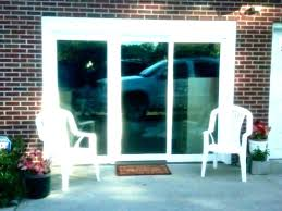 patio sliding glass doors average size of sliding patio doors replace sliding glass door with french