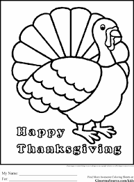 Small Picture Pictures To Color Printable Turkey Coloring Pages For Kids Draw A
