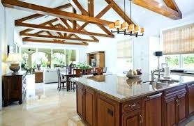 vaulted kitchen ceiling lighting. Kitchen Ceiling Lighting Ideas Vaulted G E