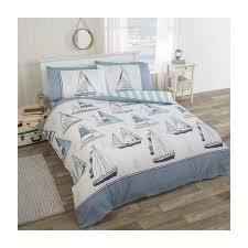 sail away duvet cover pillowcase bed