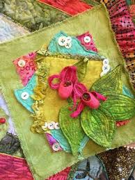 170 best Quilting Arts TV images on Pinterest | Quilt art, Tv ... & Fiber Art by Susan Edmonson, guest on Quilting Arts TV Series 1700. #QATV Adamdwight.com
