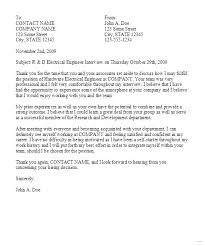 Sample Business Thank You Letter Interview Best Of Thank You Letter ...