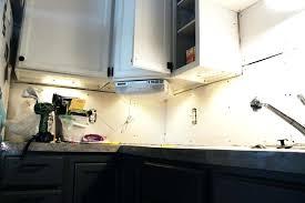 diy under cabinet led lighting kitchen under
