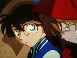 Top 10 referencias del amor de Ai Haibara hacia Conan | Detective Conan  Español Amino