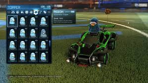 rocket league pigeon fancier