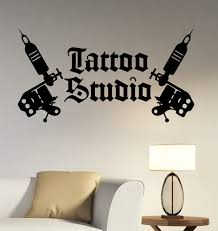 Small Picture Aliexpresscom Buy Tattoo Salon Wall Sticker Quotes Tattoo