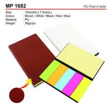 Memo Pad Post It Note Premium Gift Supplier