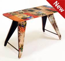 Handmade skateboard desks by Skateboard desk by Lecons de Choses