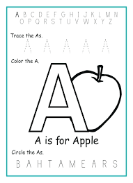 traceable alphabet worksheets for preschoolers