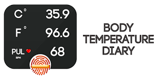 <b>Body Temperature</b> App: Diary Average Record Tracker - Apps on ...