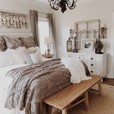 Love the color scheme  Shabby Chic Grey BedroomShabby ...
