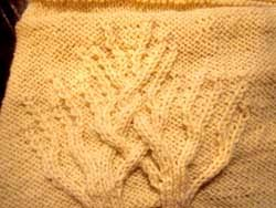 Tree Of Life Knit Along 2 Twin Trees Lion Brand Notebook