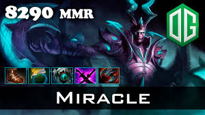 dota 2 miracle terrorblade 8290 mmr ranked match youtube