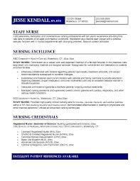 Awesome Nursing Resume