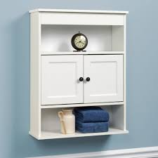 Chapter Bathroom Wall Cabinet, White