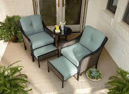 patio chair ottoman with pull out