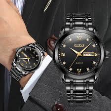 <b>Original</b> OLEVS Men's <b>Watch</b> S-G8691 Luminous Waterproof Quartz ...