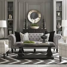 dark gray living room design ideas luxury. Contemporary Room Chesterfieldsofa4 Black Coffee Table Bold And Glamorous How To Style  Around With Dark Gray Living Room Design Ideas Luxury X