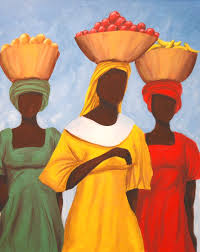 from the market painting of afro american culture in charleston sc by dana coleman