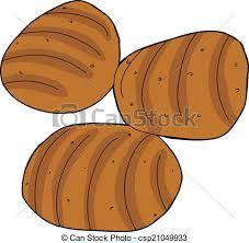 dinner rolls clip art. Perfect Dinner Three Isolated Loaves  Csp21049933 Intended Dinner Rolls Clip Art A