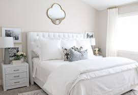 12th And White Master Bedroom Reveal All Bed Set Queen Img ...