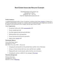 Real Estate Appraiser Job Descriptionate Trainee Resume Sample
