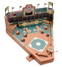 Wooden Baseball Game Toy Amazon Baseball Under the Lights Toys Games 8