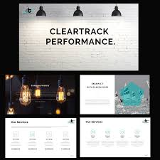 Design Specific Ltd Modern Personable Leadership Powerpoint Design For Clear
