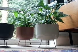 plant pot stand soft grey plant pot stand ceramic plant pot with wooden stand wooden plant pot stand uk