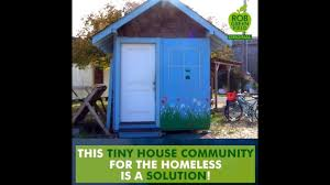 tiny house community for homeless. Brilliant Homeless Opportunity Village Tiny House Community For Homeless To For
