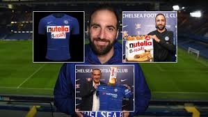 Only 6 months apart in age, gonzalo higuain and sergio aguero have always been compared to, since the. Higuain Trolled After Chelsea Move By Ac Milan Fans Via Medium Of Chocolate Memes Football News Central