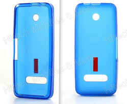 Glossy TPU Case Cover for Nokia 301
