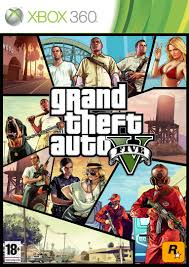 Download GTA 5   Xbox 360 xbox 360 gta aventura ano 2013 acao